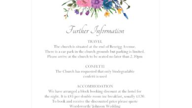 021 Paradise Information Cards - 90