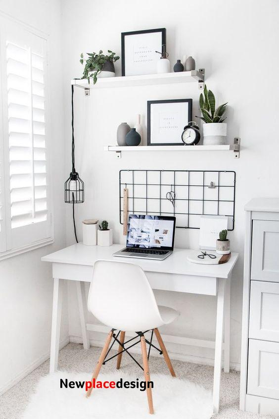 10 Minimal Workspaces to Inspire - FROM LUXE WITH LOVE
