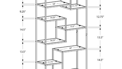 """12"""" x 32"""" x 72"""" White Clear Tempered Glass Metal Bookcase"""