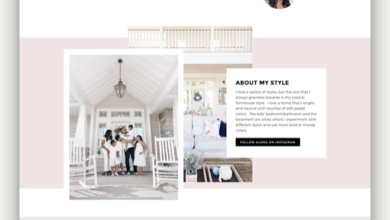 Emily Grace Feminine WordPress Theme Showcase