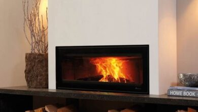 DIK GEURTS Vision 100 EA Wood Burning Stove