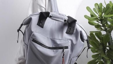 Fashion Nylon Waterproof Backpack Women Large Capacity Schoolbags Casual Solid Color Travel Laptop Backpack Teen Girls Bookbags - GARY