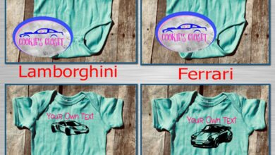 Your Own Text Exotic Cars (Choose your Car) Infant Short & Long Sleeve Bodysuit - 12 Months / Chill