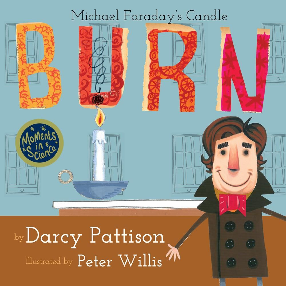 Burn - About the Most Famous Science Lecture Ever Given - Hardcover