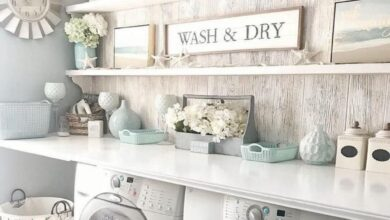 201 Laundry Room Organization & Home Decor Design, makeover, storage Ideas and Inspiration
