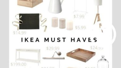 2020 Ikea Must Haves - House of Vedvik