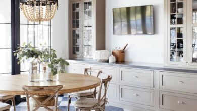 3 Charming French Country Dining Rooms