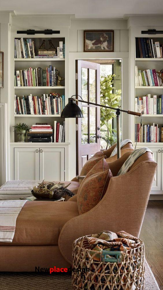 3 of the Most Appealing Home Libraries