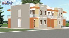305F - House Plans for Africa Africplans