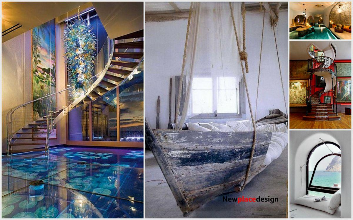49+Excellent Unusual Interior Designs Meant to Feed Your Imagination