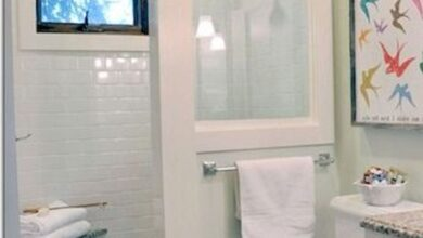 54 Small Bathroom Ideas You Need to Try #smallremodel
