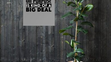 A Woman On Purpose Is Kind Of A Big Deal - Poster - 24×36