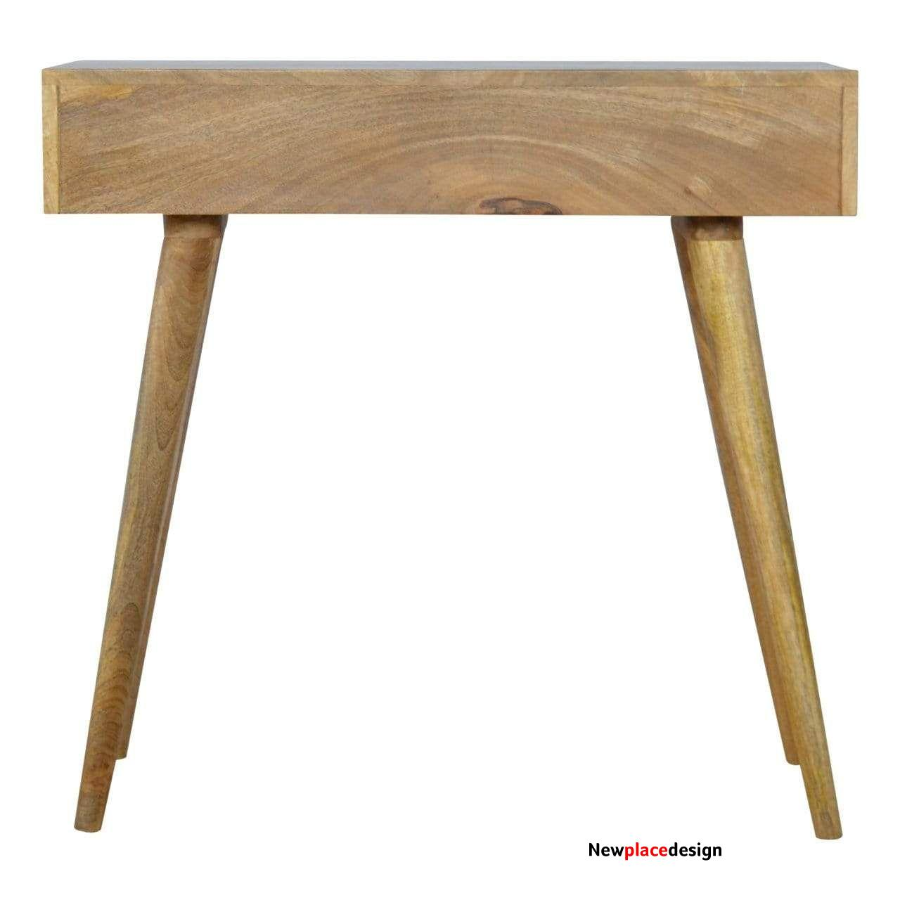 Ananas Carved Console Table