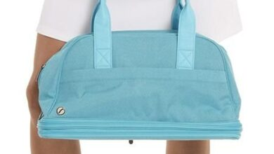 Blue Bring It Bag - One Size
