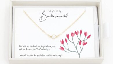 Bridesmaid CZ Choker Gift - Sterling Silver / 14 Inches