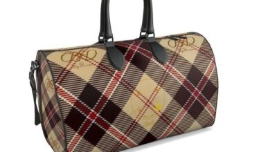 C.P. Duffle Bag byBrien - Large bag / Bubble Nappa Leather