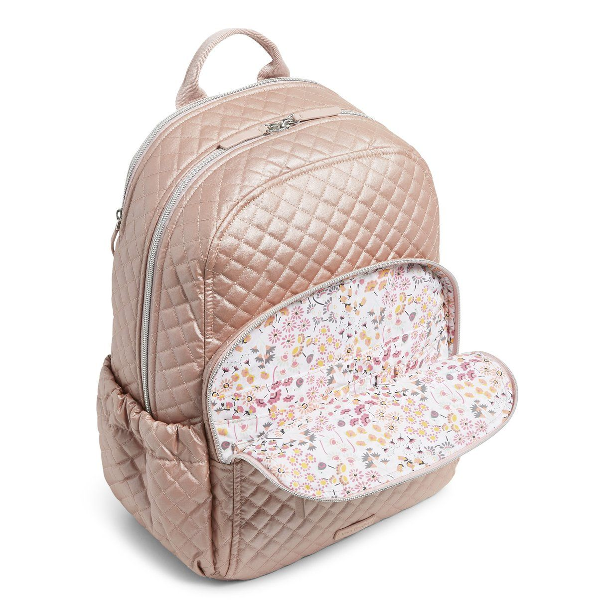 Campus Backpack Rose Quartz