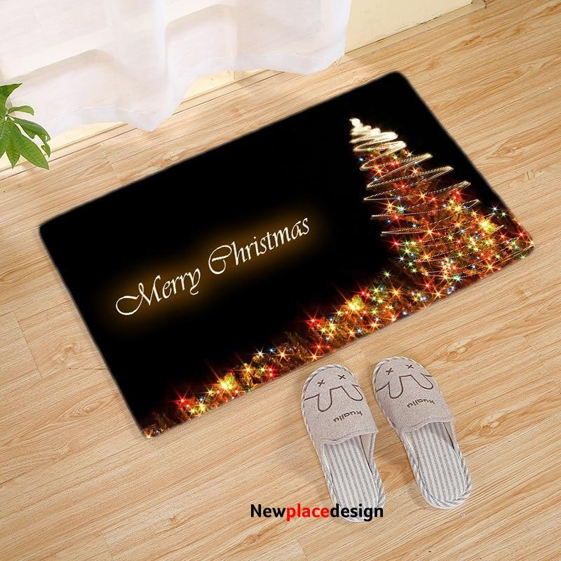 Christmas Doormat Carpet - b-20