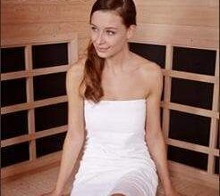 Clearlight Sanctuary Outdoor 2 - Two Person Outdoor Full Spectrum Infrared Sauna