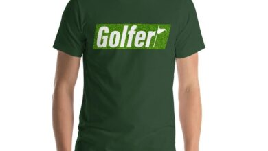 Coast to Coast Golfer T-Shirt for Golfing Enthusiasts - Forest / S