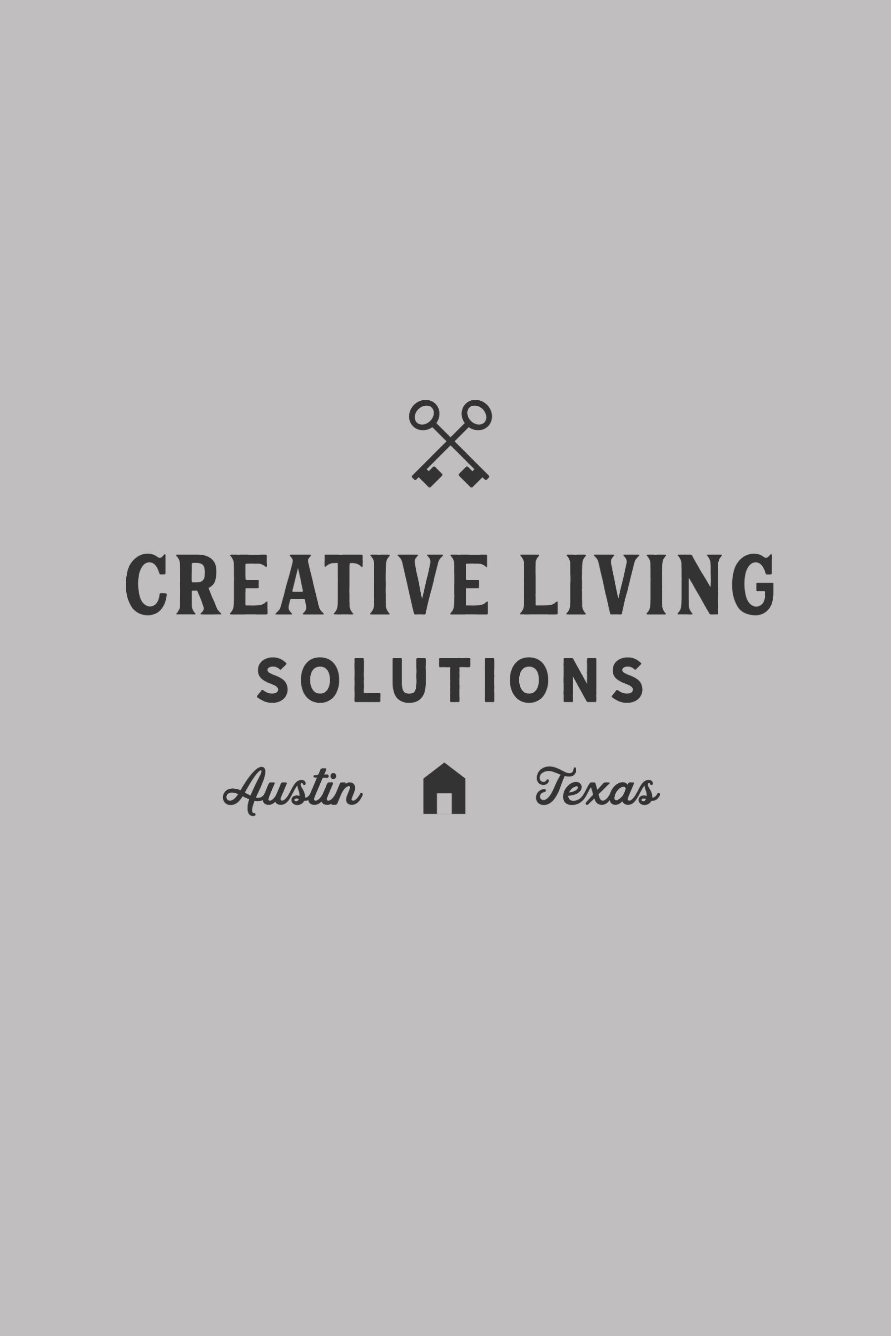 Creative Living Solutions Tiny House Logo