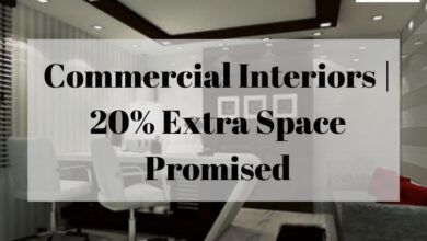 Cubes Interior Solutions commercial Interiors | 20% Extra Space Promised‎