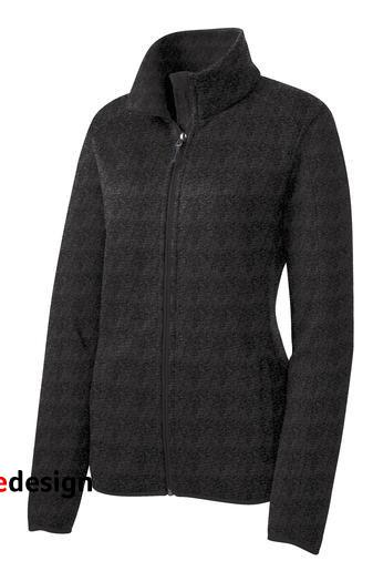Embroidered Occupational Therapy Full Zip Scrub Jacket - Mens 2XL / Black Heather