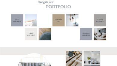 Figurati Showit Website Template Portfolio Page Web Design