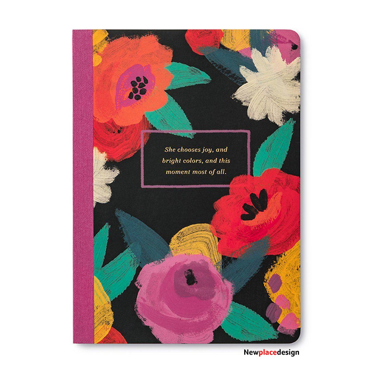 Her Words Composition Notebooks - She Doesn't Know How The Story Ends