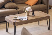 Hoadly Rustic Table