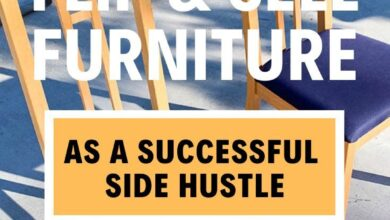 How to Make Money on the Side By Flipping Furniture | Arts and Classy