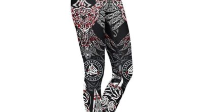 Huginn Leggings - Limited - XL