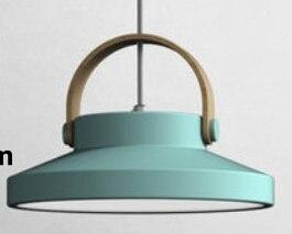 In-house Modern Hanging Lamps - blue / 31cm / Cold White