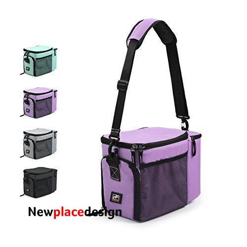 Insulated Lunch Box   RitFit Accessories - Purple