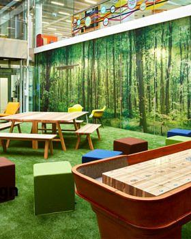 It's time your office design embraced the great outdoors