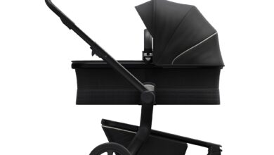 Joolz Hub Stroller - Brilliant Black