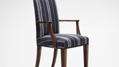 LINLEY Classic Carver Dining Chair