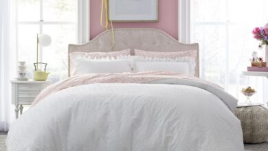 Lady Pepperell Penelope Floral Comforter Set - Full/Queen