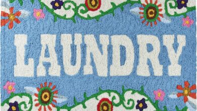 """Laundry Room  20"""" X 30"""" Accent Rug"""