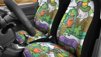 Lepripig Car Seat Covers - Car Seat Covers - Lepripig Car Seat Covers / Universal Fit