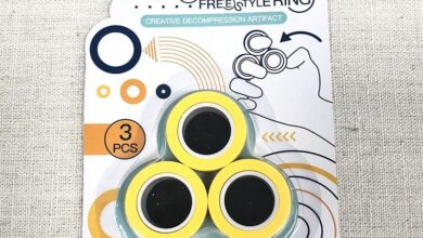 Magnetic Magic Ring | Clickmylife™ - yellow