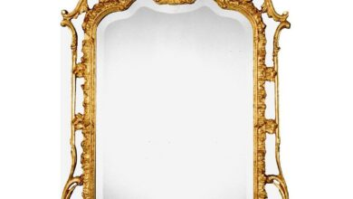 Osterly Manor Accent Mirror by Friedman Brothers - VL