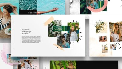 PORTARICA - Powerpoint Template PORTARICA is Powerpoint Template inspired by sum...