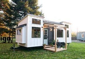 Pacific Harmony - Tiny House for Sale in Battle Ground, Washington - Tiny House Listings