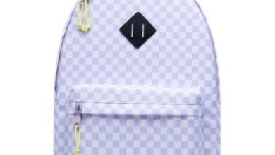 Parkland Kingston 30L Backpack - Checker Orchid