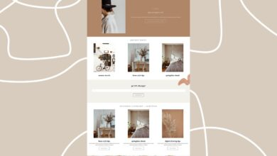 Poppy | A Feminine WordPress Theme