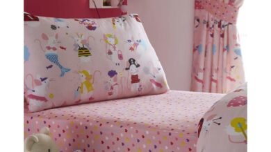 Portfolio Home Lets Play Fitted Bed Sheet - Single