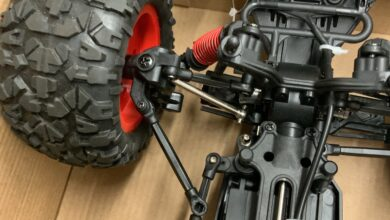 RC Car, VATOS 1/12 Remote Control Car 4WD 40+KM/H High Speed Off Road Monster Truck