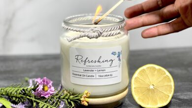 Refreshing Candle