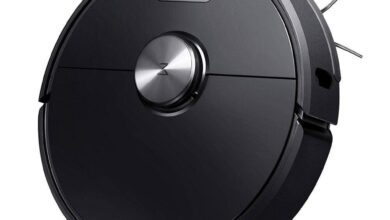S6 Robot Vacuum Cleaner from Xiaomi youpin - GRAPHITE BLACK / EU PLUG